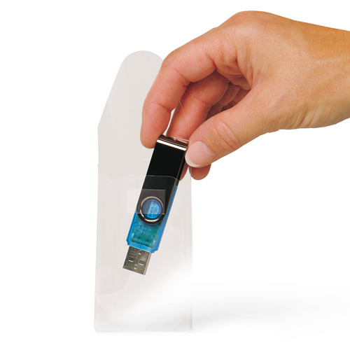 Self-Adhesive USB Pockets