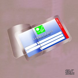 Self-Laminating Cards, Credit Card, Business Card & Letter Size